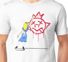 Alice Graffiti Unisex T-Shirt