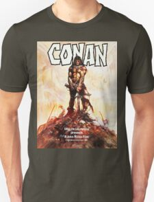 Conan Movie Poster Unisex T-Shirt