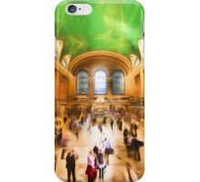 Grand Central Rush     (GO2) iPhone Case/Skin
