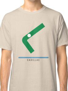 Station Cadillac Classic T-Shirt
