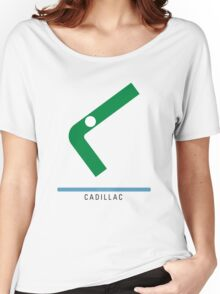 Station Cadillac Women's Relaxed Fit T-Shirt
