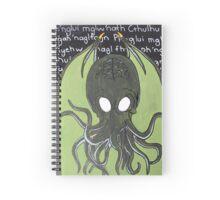 Ia! Ia! Cthulhu Fthagn! Spiral Notebook