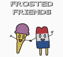 Frosted Friends Kids Tee