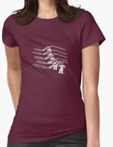 Soldering Irons #2 (Up Yours) Womens Fitted T-Shirt