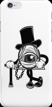 Illuminati Eye Watch by mitchrose