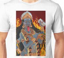 Kali Maa Hates Pickles Unisex T-Shirt