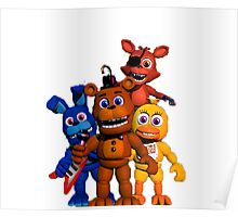 Hey I'm a huge FNAF fan Poster