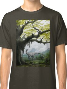 Realm of the Ancient Ginkgo Classic T-Shirt