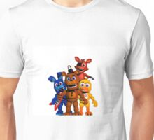 Hey I'm a huge FNAF fan Unisex T-Shirt