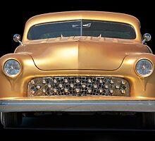 1950 Mercury Custom  by DaveKoontz