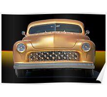 1950 Mercury Custom  Poster