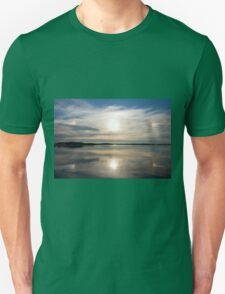 Halo observed in summer in Minsk, Belarus Unisex T-Shirt