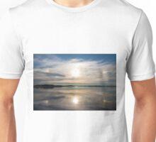 Halo observed in summer in Minsk, Belarus Unisex T-Shirt
