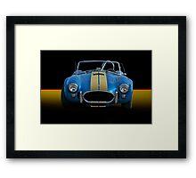 1966 Shelby Cobra 427 Framed Print