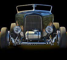 1932 Ford Roadster - Studio 1 by DaveKoontz