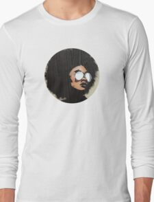 Venus Afro Long Sleeve T-Shirt