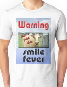 SMILE FEVER Unisex T-Shirt