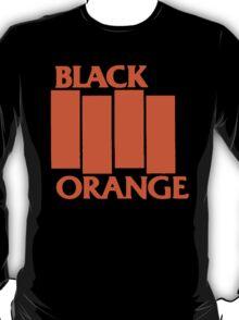 Orange & Black Flag T-Shirt