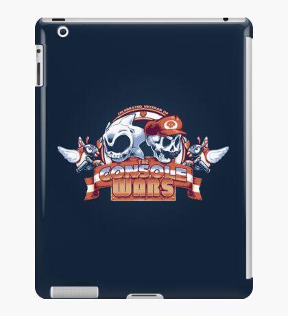 The Console Wars iPad Case/Skin