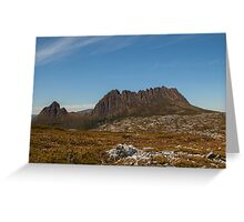 Cradle Mountain Greeting Card
