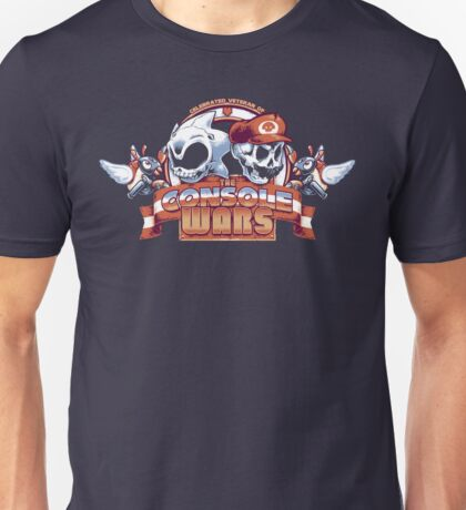 The Console Wars Unisex T-Shirt