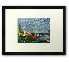 """Replicanna Monnett"" by Carter L. Shepard Framed Print"