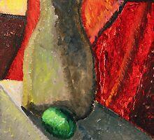 """Still Life Jug"" by Carter L. Shepard by echoesofheaven"