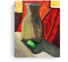 """Still Life Jug"" by Carter L. Shepard Canvas Print"