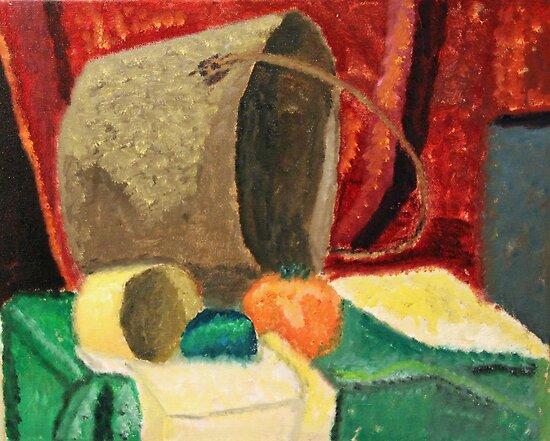"""Still Life Pail"" by Carter L. Shepard by echoesofheaven"