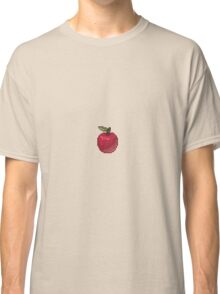 Pixel Apple Graphic Tee and Sticker and phone case Classic T-Shirt