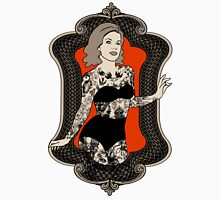 Golden Age of Sideshow - Tattooed Woman Unisex T-Shirt
