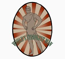 Golden Age of Sideshow - Strong Man Unisex T-Shirt