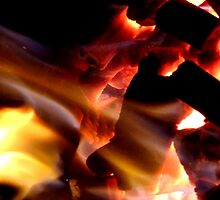Fire - iPhone/iPod by xcaad