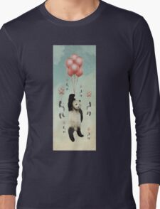 Pandaloons v2 Long Sleeve T-Shirt