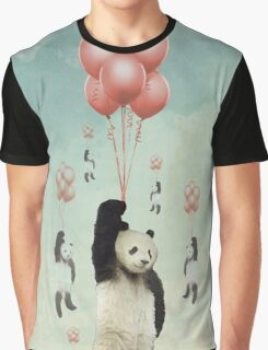 Pandaloons v2 Graphic T-Shirt
