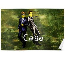 Cage (Print Version) Poster