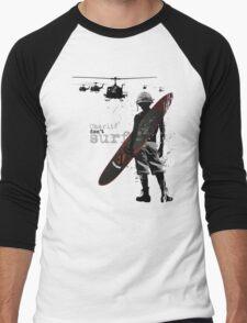Charlie Don't Surf Men's Baseball ¾ T-Shirt