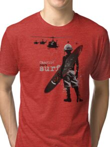 Charlie Don't Surf Tri-blend T-Shirt