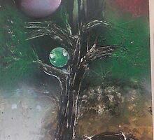 Pilted Tree by Keribleu