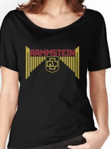 Rammstein Bars German Colors Women's Relaxed Fit T-Shirt