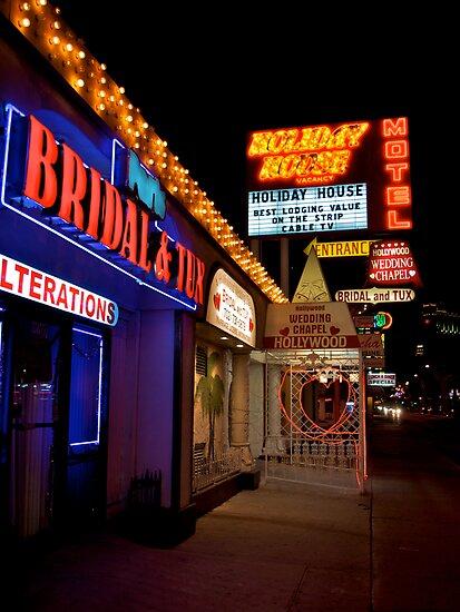 Vegas Bridal by David Byrne