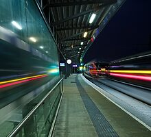 Nighttrain by Delfino