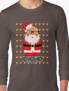 Shade Santa Long Sleeve T-Shirt