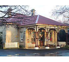 Post Office, Ross, Tasmania Photographic Print