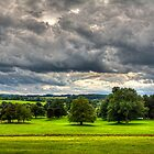 Yorkshire Countryside by James Biggadike