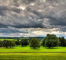 Yorkshire Countryside by J Biggadike