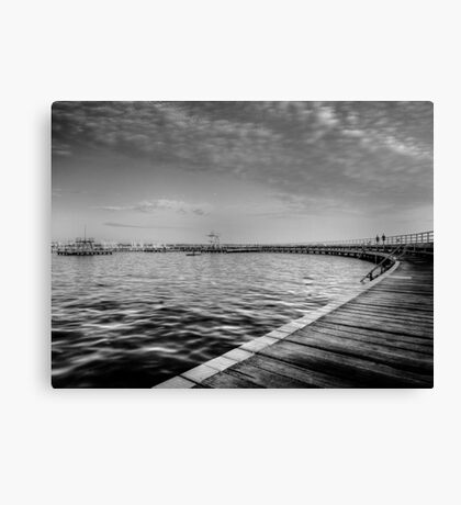 Lovely morning Canvas Print