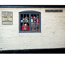 Alfriston, East Sussex Photographic Print