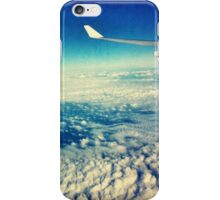 Fly into the sky ! iPhone Case/Skin