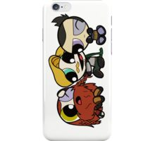 Warriors 3 - PPA iPhone Case/Skin